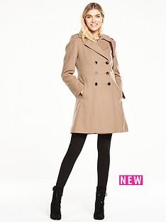 wallis-military-coat-beige