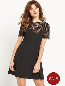 miss-selfridge-2-in-1-lace-caminbspdress