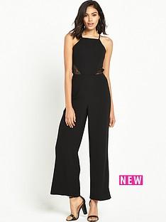 miss-selfridge-lace-back-jumpsuit-black