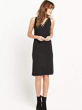 miss-selfridge-lace-trim-dress