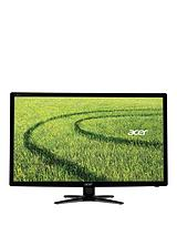 G276HLIbid 27in 16:9 LED Monitor - Black and Red