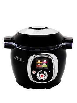 tefal-cy855840-cook4me-connect-intelligent-multicooker-lcd-screen-200-recipes-bluetooth-connected-black