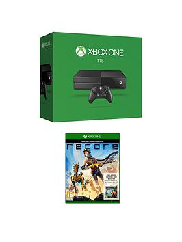 xbox-one-1tb-console-with-recore-and-optional-extra-controller-and-3-months-xbox-live