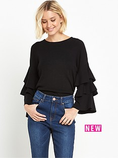 lost-ink-lost-ink-the-maxi-ruffle-sleeve-jumper