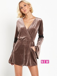 lost-ink-wrap-playsuit-with-lace-back