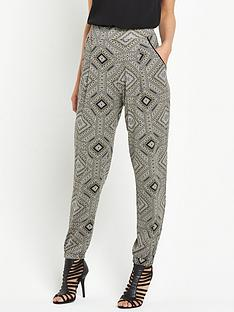 miss-selfridge-tile-print-jogger
