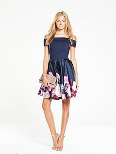 ted-baker-blushing-bouquet-bardot-dress