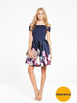 ted-baker-blushing-bouquet-bardot-dress