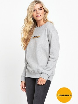 french-connection-fcuk-strike-sweat-grey-melange