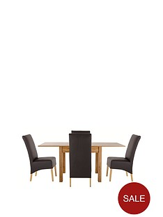 square-to-rectangle-table-plus-4-eternity-dining-chairs-buy-and-save