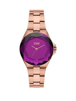 storm-crystana-purple-dial-rose-tone-bracelet-ladies-watch