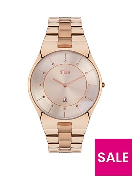 storm-crysty-bronze-dial-rose-tone-bracelet-ladies-watch