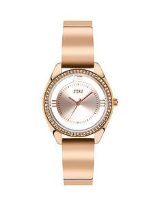 storm-mini-pizaz-rose-tone-dial-andnbspbracelet-ladies-watch