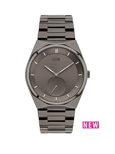 storm-voltor-titanium-dial-bracelet-mens-watch
