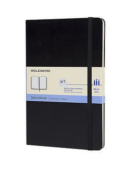 moleskine-moleskine-a5-art-plus-hard-cover-sketchbook