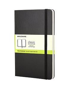 moleskine-moleskine-classic-a5-hard-cover-plain-notebook