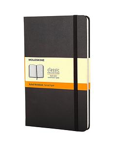moleskine-moleskine-classic-a5-hard-cover-ruled-notebook-black