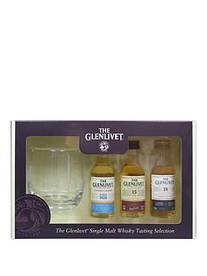 glenlivit-malt-whisky-tasting-selection