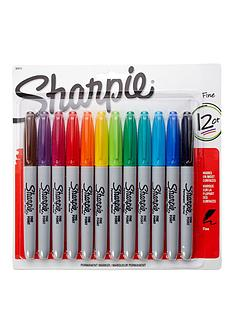 sharpie-sharpie-ultra-fine-tip-assorted-colour-pens