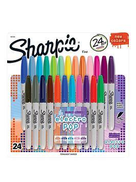 sharpie-fine-tip-electro-pop-colouring-pens