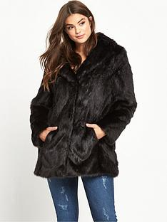 so-fabulous-longline-faux-fur-coat-black