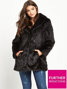so-fabulous-longline-faux-fur-coat-black