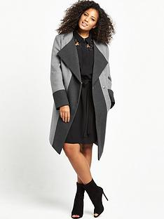 so-fabulous-colour-block-fashion-coat