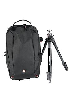 manfrotto-essential-backpack-amp-compact-light-tripod-bundle
