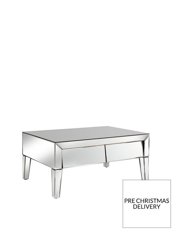 Astounding Monte Carlo Mirrored Storage Coffee Table Pabps2019 Chair Design Images Pabps2019Com