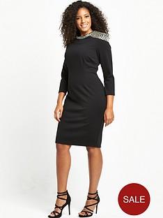 so-fabulous-embellished-shoulder-bodycon-dress