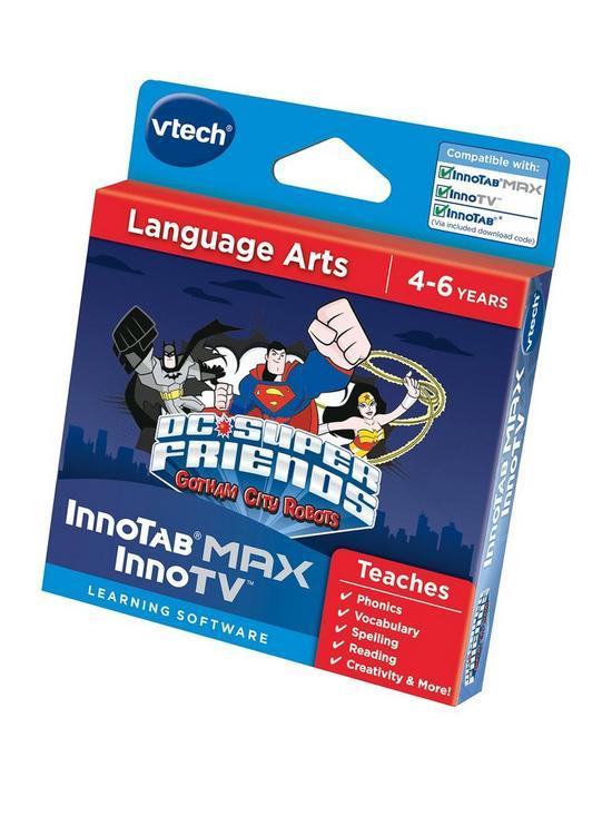 vtech innotab max games 1-3