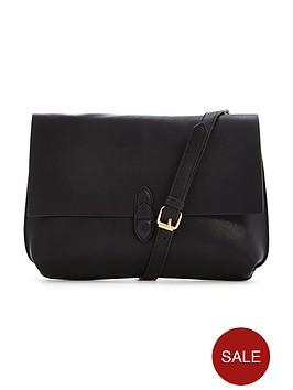 warehouse-tab-detail-clutch-bag-black
