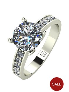 moissanite-moissanite-premier-collection-9ct-gold-225ct-total-moissanite-ring