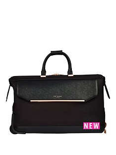 ted-baker-albany-wheeled-trolley-holdall