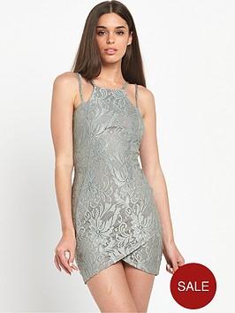ax-paris-strappy-lace-mini-dress