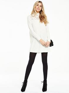 v-by-very-lace-yoke-high-neck-tunic