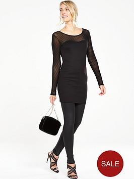 v-by-very-spot-mesh-long-sleeve-tunic