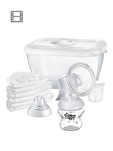 tommee-tippee-closer-to-nature-manual-breast-pump
