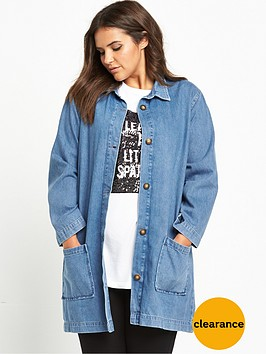 v-by-very-curve-denim-duster-coat-mid-wash