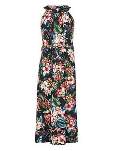 river-island-girls-pink-floral-print-maxi-dress