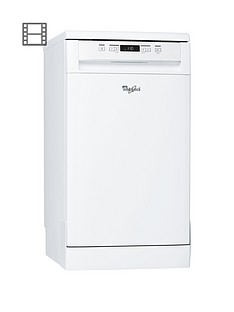 whirlpool-adp301wh-10-place-slimline-dishwasher-white