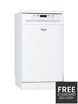 whirlpool-adp301wh-10-place-slimline-dishwasher-white