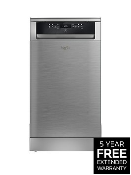 whirlpool-adp502ix-10-place-slimline-dishwasher-stainless-steel