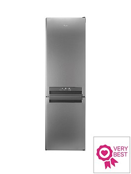 whirlpool-supreme-bsnf9782ox-595cm-no-frost-fridge-freezer-stainless-steel