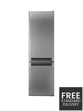 whirlpool-supreme-bsnf9152ox-595cm-no-frost-fridge-freezer-stainless-steel