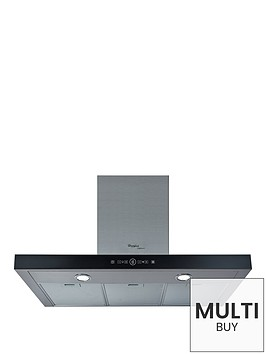 whirlpool-akr758ukixl-90cm-built-in-t-box-cooker-hood-stainless-steelblack