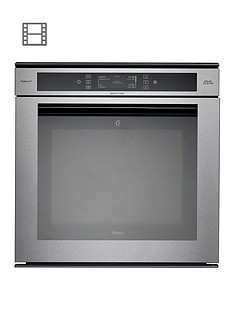 whirlpool-fusion-akzm8920gknbspbuilt-in-electric-single-induction-oven-stainless-steel