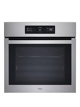 whirlpool-absolute-akz6230ix-built-in-electric-single-oven-stainless-steel