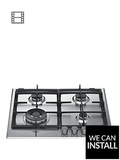 whirlpool-absolute-gma6422ix-built-in-gas-hob-with-optional-installation-stainless-steel