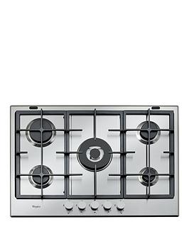 whirlpool-absolute-gma7522ix-built-in-gas-hob-stainless-steel